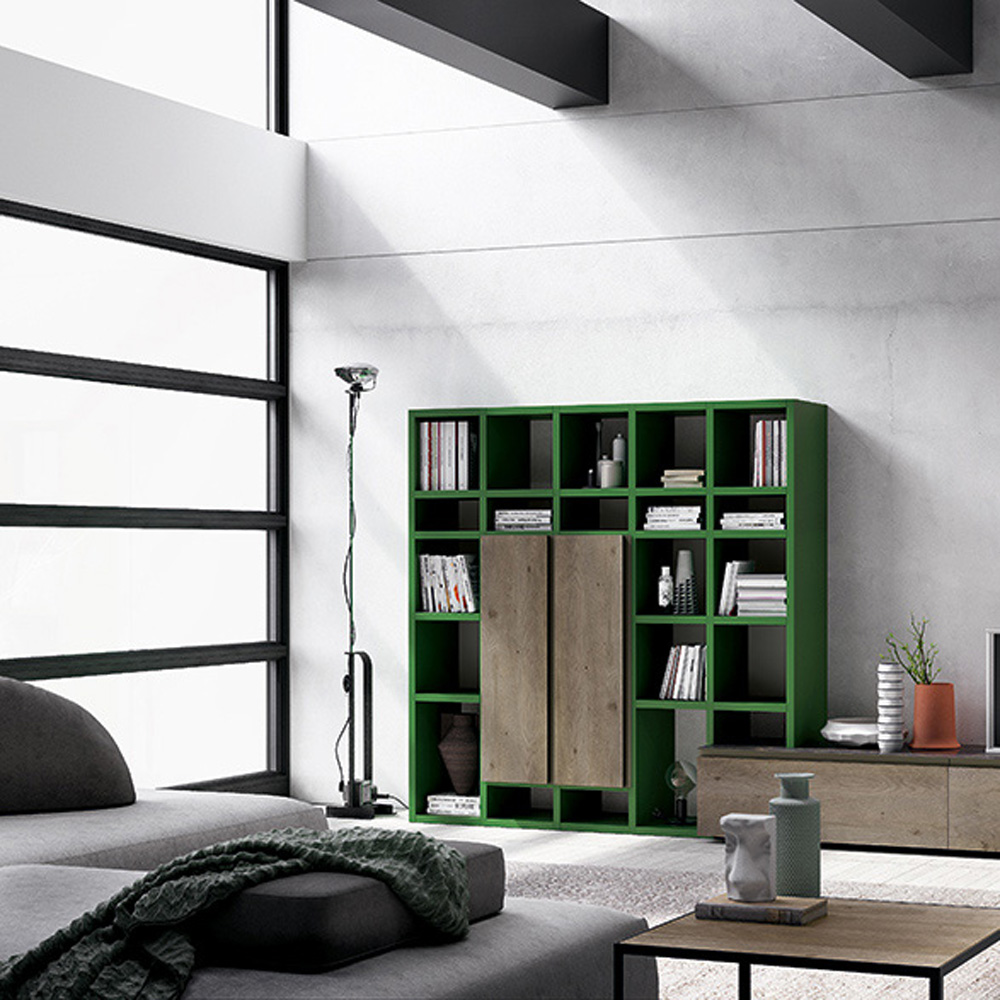 Speed Up Bookcase by Dallagnese