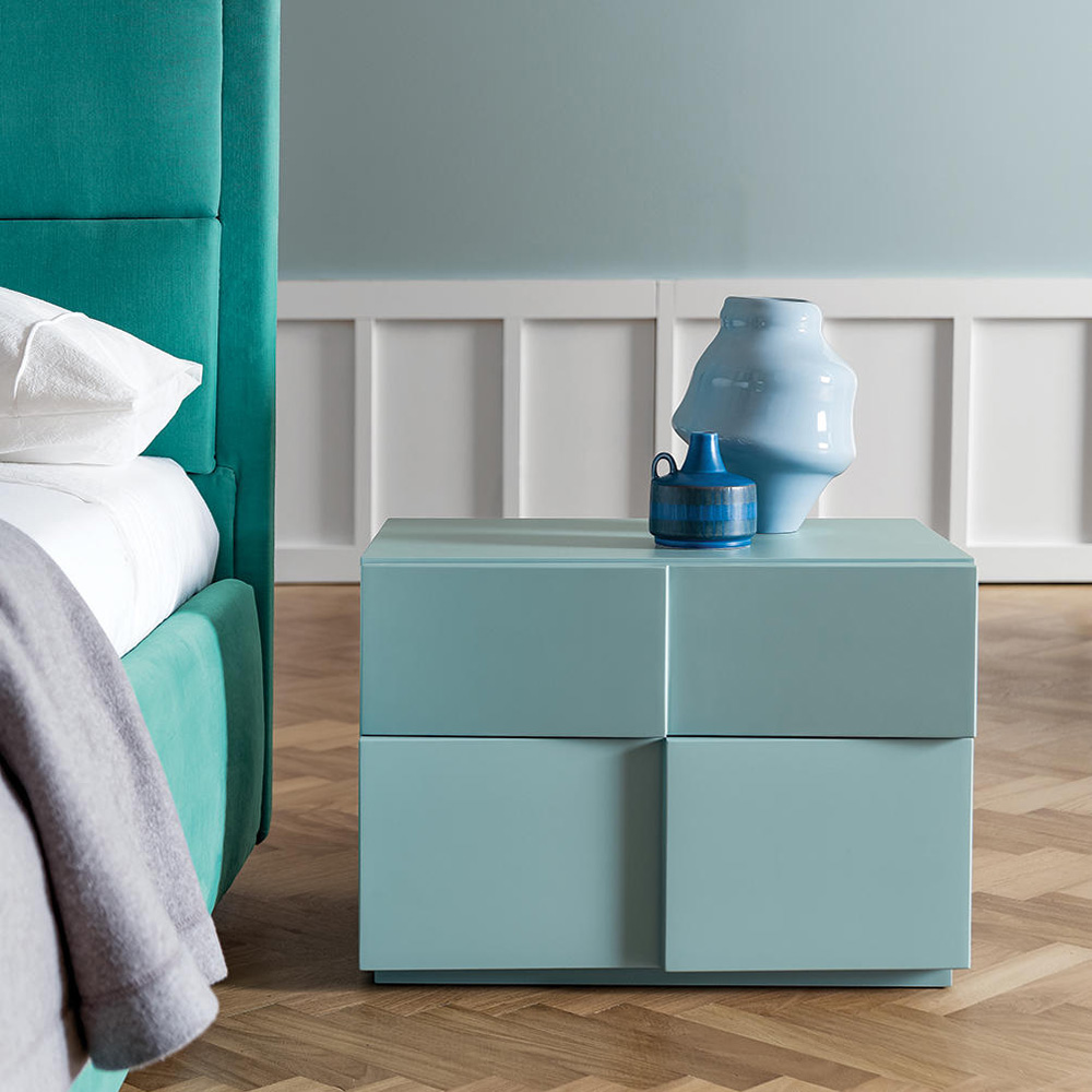 Tip Tap Bedside Table by Dallagnese