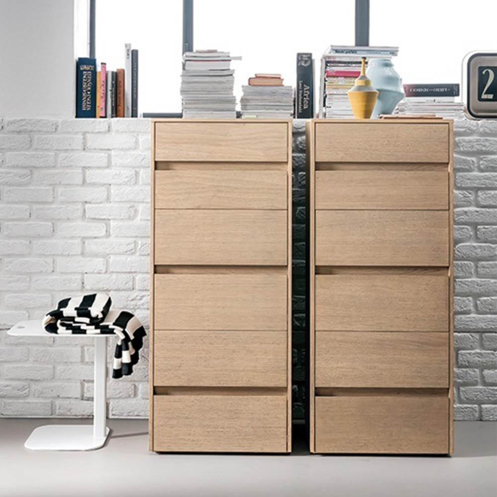 Zip Chest Of Drawers by Dallagnese