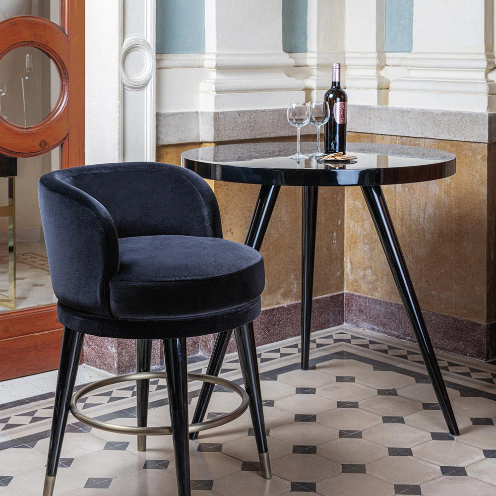 Edward Bar Tables by Dom Edizioni