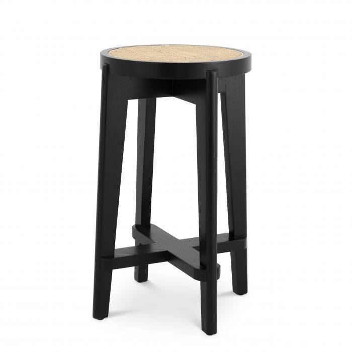 Dareau Bar Stool by Eichholtz