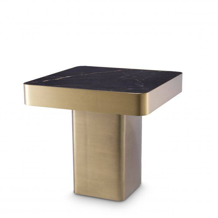 Luxus Side Table by Eichholtz