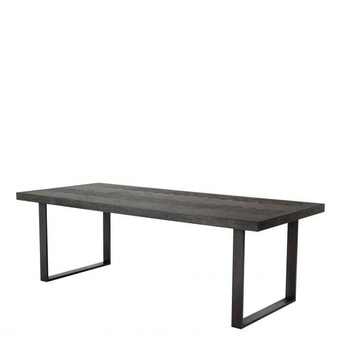 Melchior 230 Cm Bronze Finish Dining Table by Eichholtz