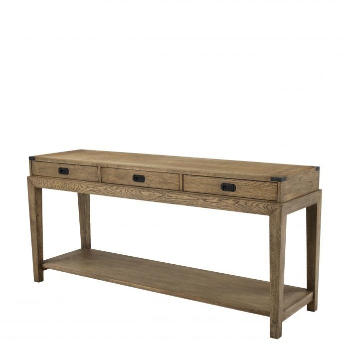 Military Console Table by Eichholtz