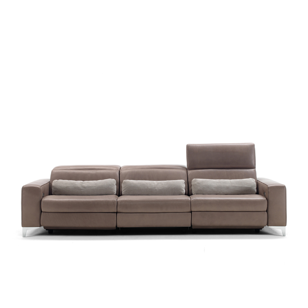 Magenta Sofa Essence Collection by Naustro Italia