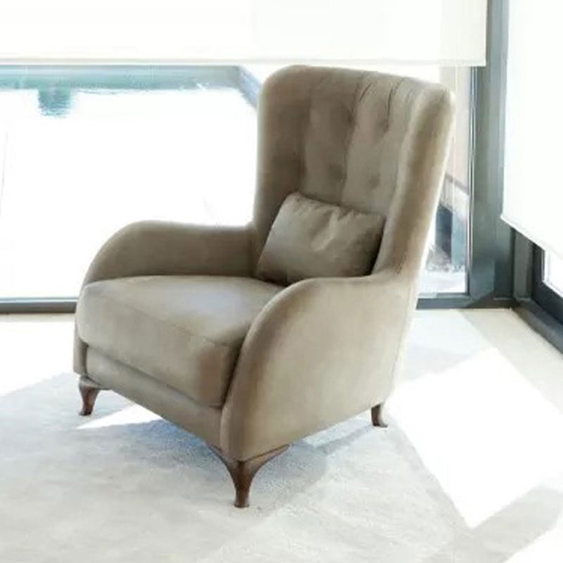 Aston Armchair by Fama