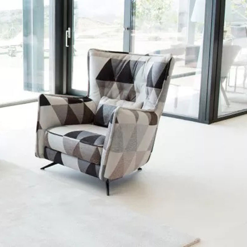 Simone Armchair by Fama