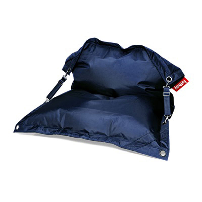 Buggle-Up Dark Blue Bean Bag by Fatboy