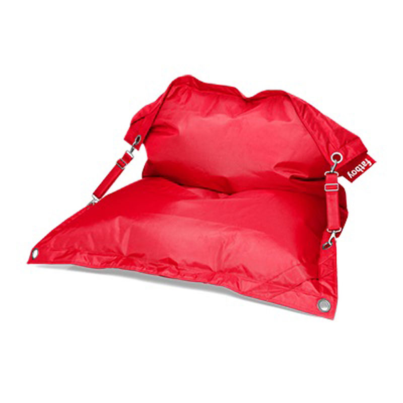 Buggle-Up Red Bean Bag by Fatboy