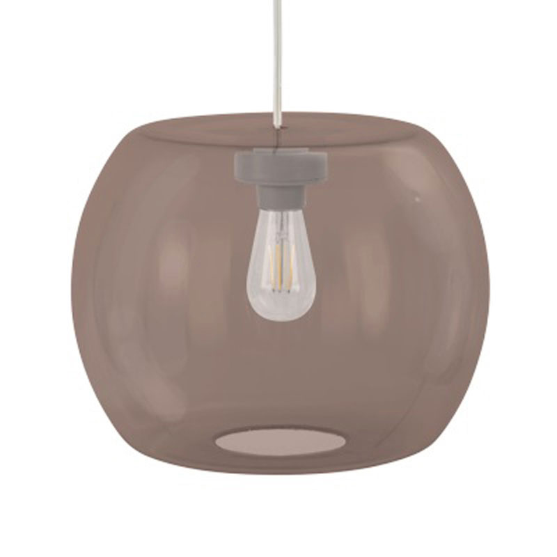 Candyofnie 1D Dark Brown Pendant Lamp by Fatboy