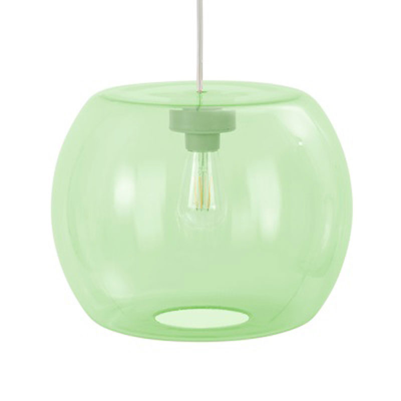 Candyofnie 1D Light Green Pendant Lamp by Fatboy