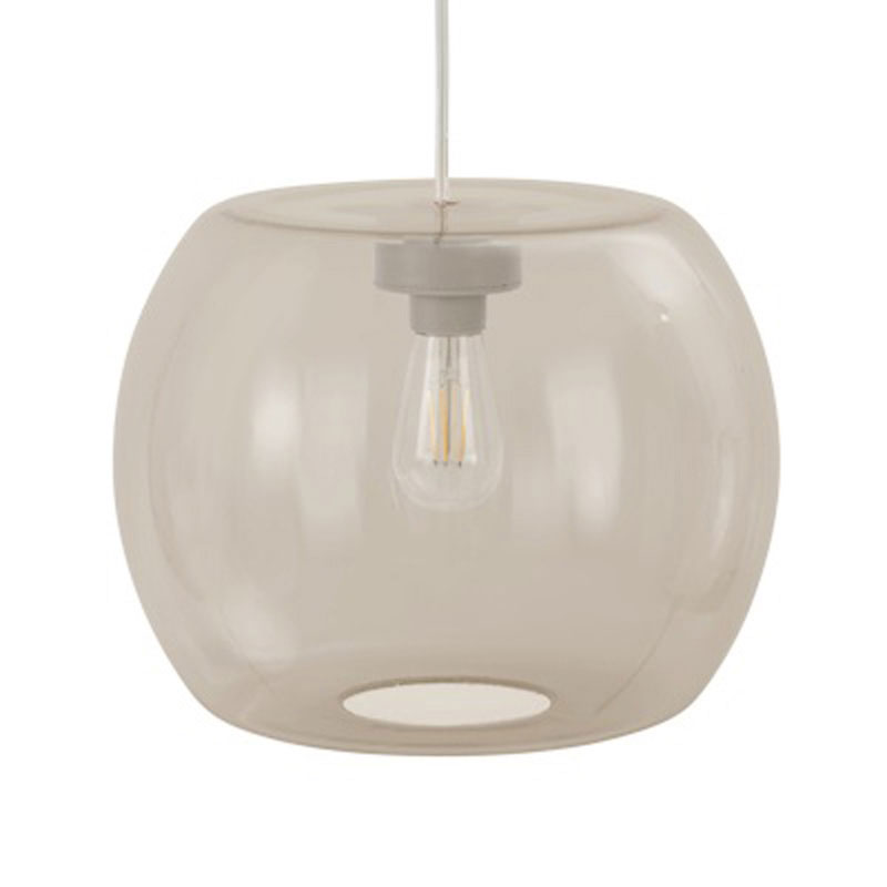 Candyofnie 1D Taupe Pendant Lamp by Fatboy
