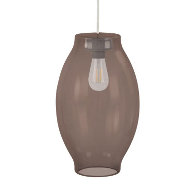 Candyofnie 1E Dark Brown Pendant Lamp by Fatboy
