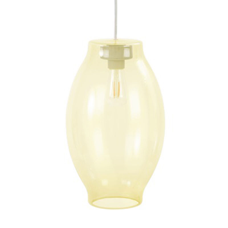 Candyofnie 1E Light Yellow Pendant Lamp by Fatboy