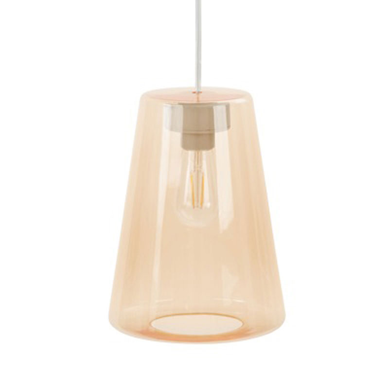 Candyofnie 1F Light Orange Pendant Lamp by Fatboy