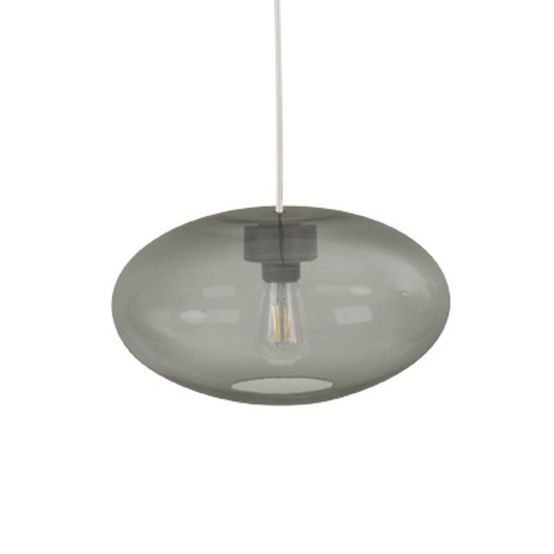Candyofnie 1H Dark Grey Pendant Lamp by Fatboy