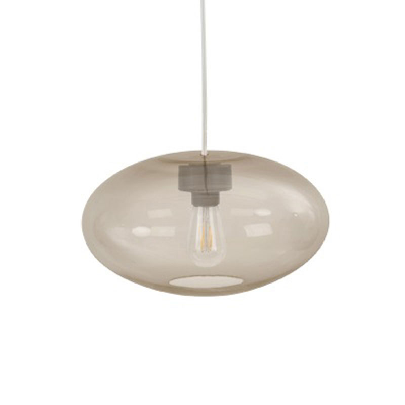 Candyofnie 1H Taupe Pendant Lamp by Fatboy
