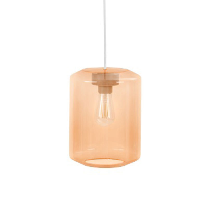 Candyofnie 1I Dark Orange Pendant Lamp by Fatboy