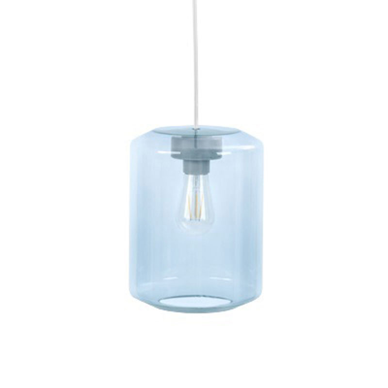 Candyofnie 1I Light Blue Pendant Lamp by Fatboy
