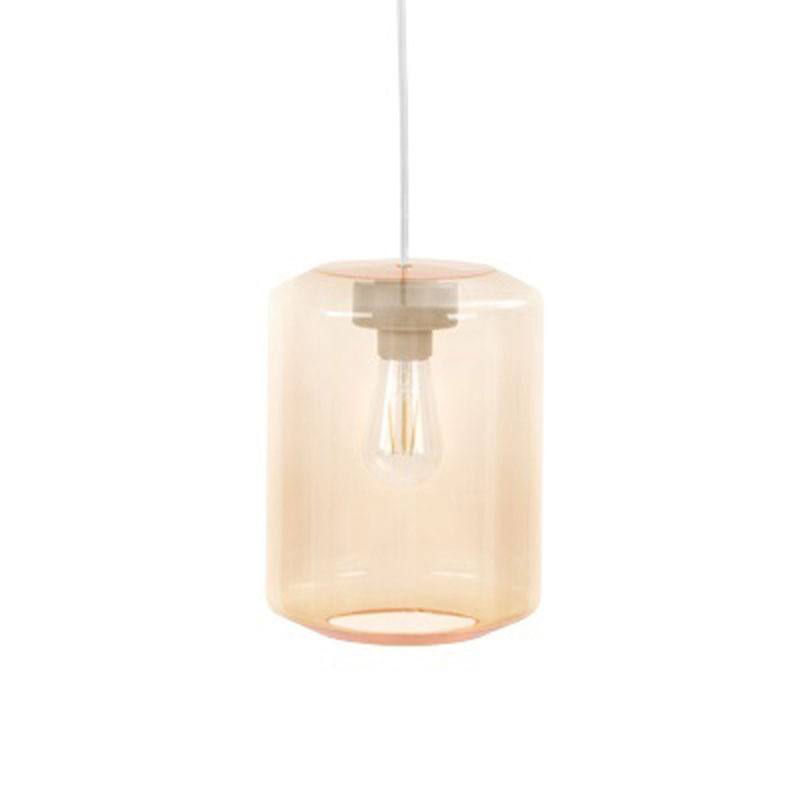 Candyofnie 1I Light Orange Pendant Lamp by Fatboy