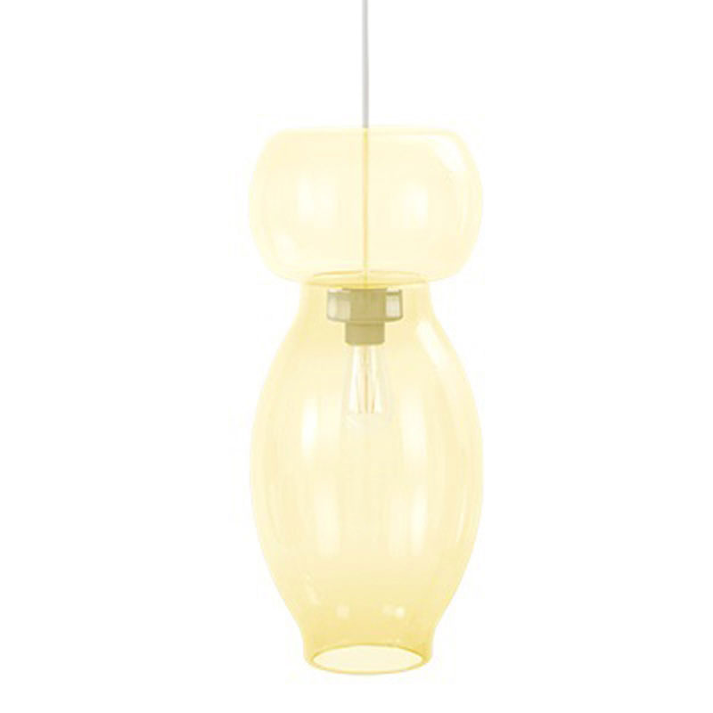 Candyofnie 2E Light Yellow Pendant Lamp by Fatboy