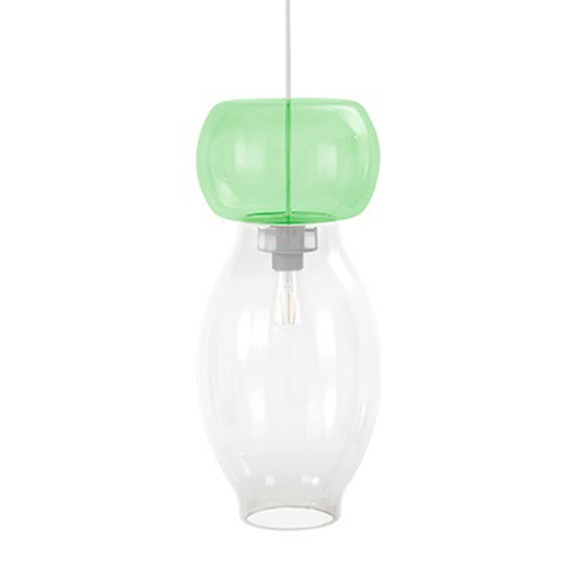 Candyofnie 2E Transparent Pendant Lamp by Fatboy