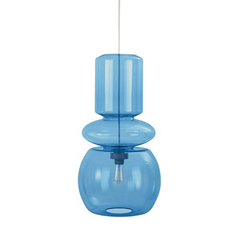 Candyofnie 3D Blue Pendant Lamp by Fatboy