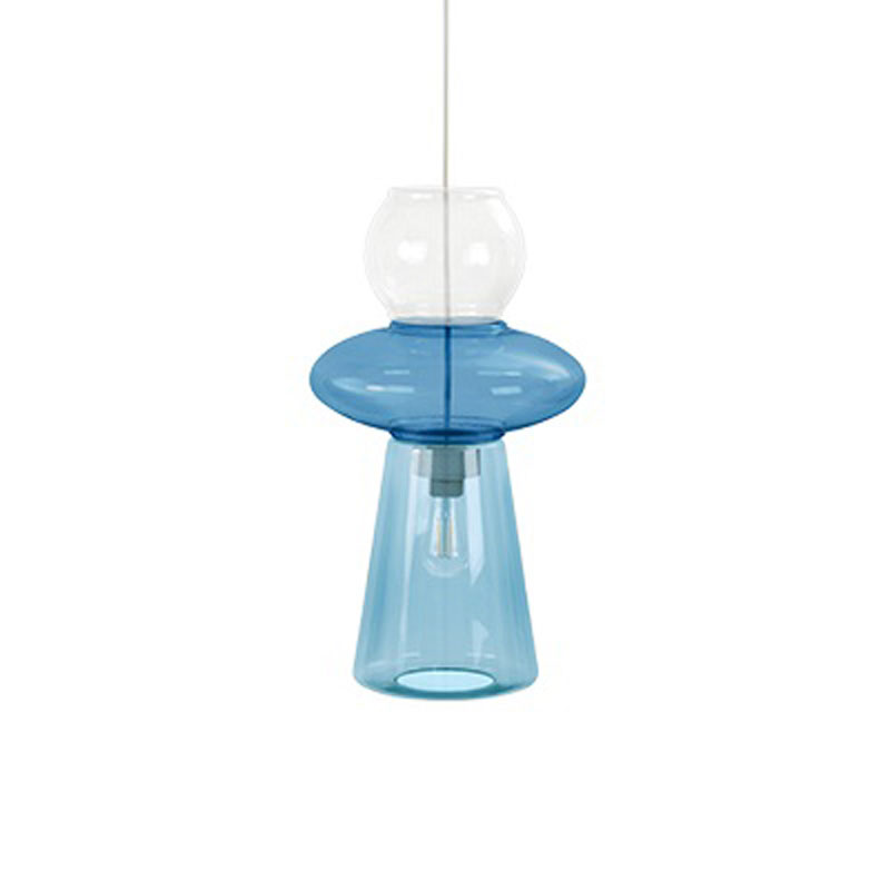 Candyofnie 3F Light Blue Pendant Lamp by Fatboy