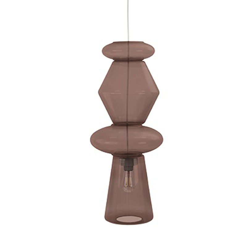 Candyofnie 4F Dark Brown Pendant Lamp by Fatboy