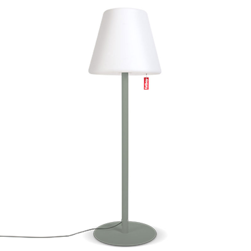 Edison The Giant Grey Floor Lamp by Fatboy