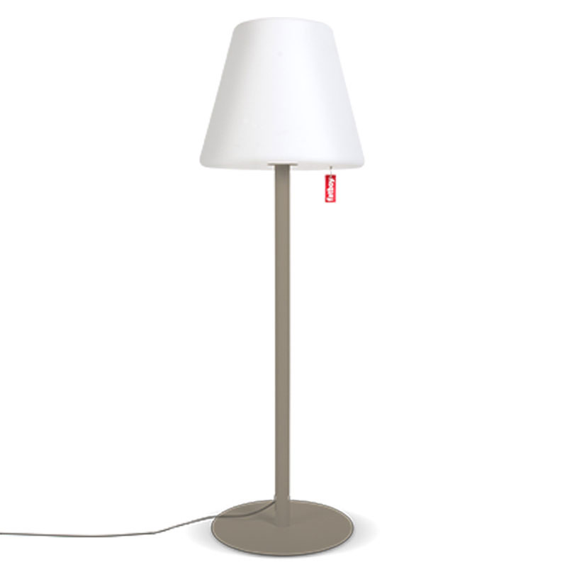Edison The Giant Taupe Floor Lamp by Fatboy