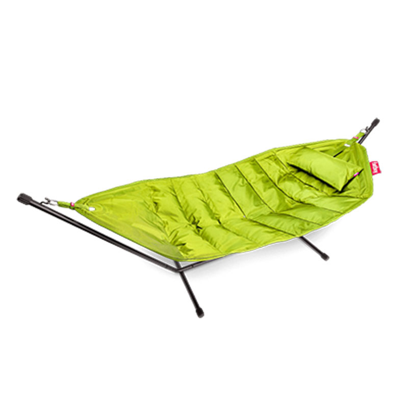 Headdemock Hammock With Frame And Pillow Lime Green by Fatboy