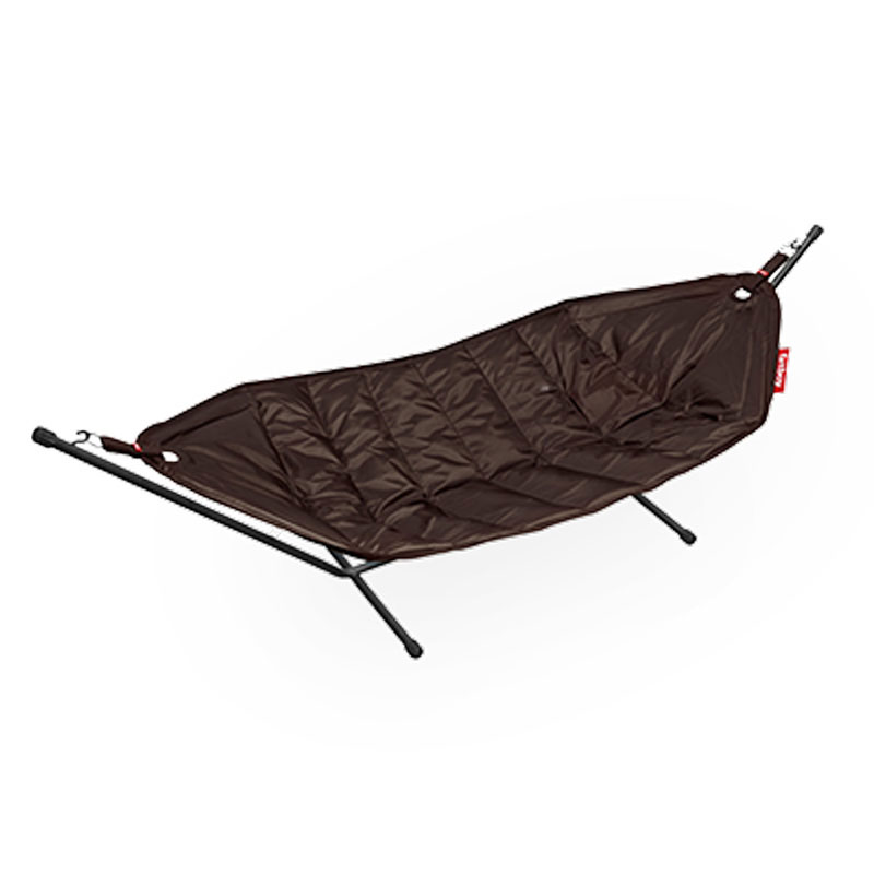 Headdemock Hammock With Frame Brown by Fatboy