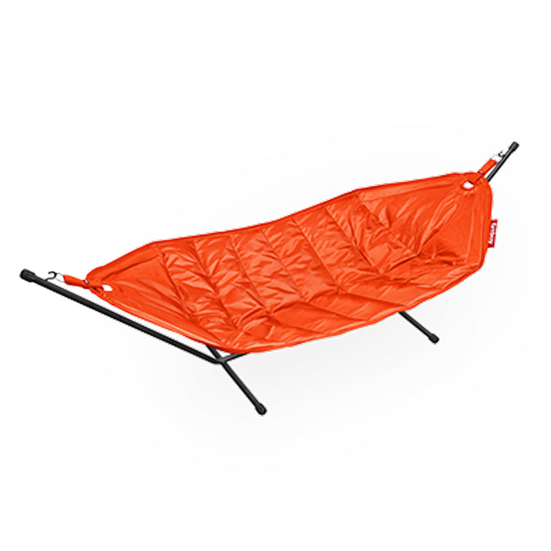 Headdemock Hammock With Frame Orange by Fatboy