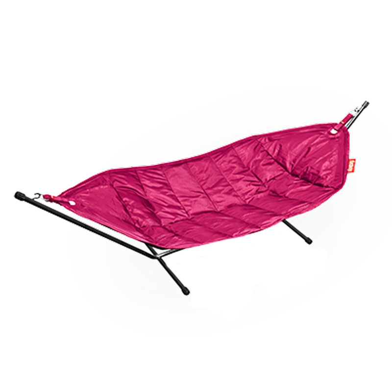 Headdemock Hammock With Frame Pink by Fatboy