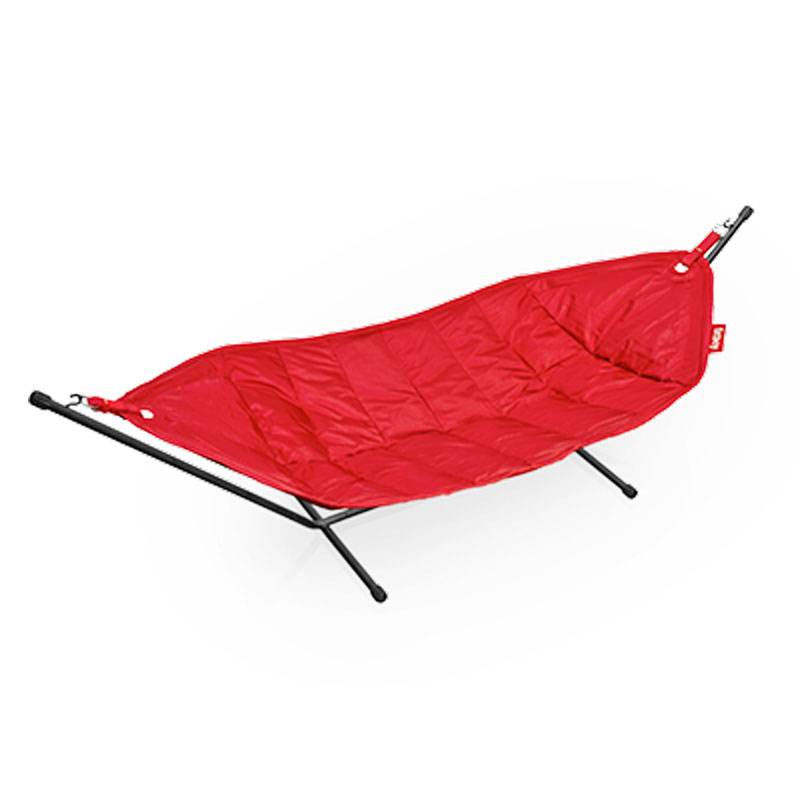 Headdemock Hammock With Frame Red by Fatboy