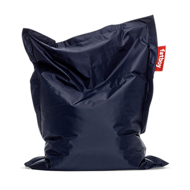 Junior Blue Bean Bag by Fatboy