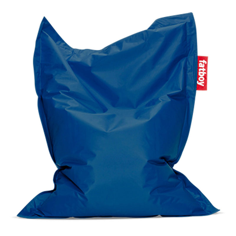 Junior Petrol Bean Bag by Fatboy