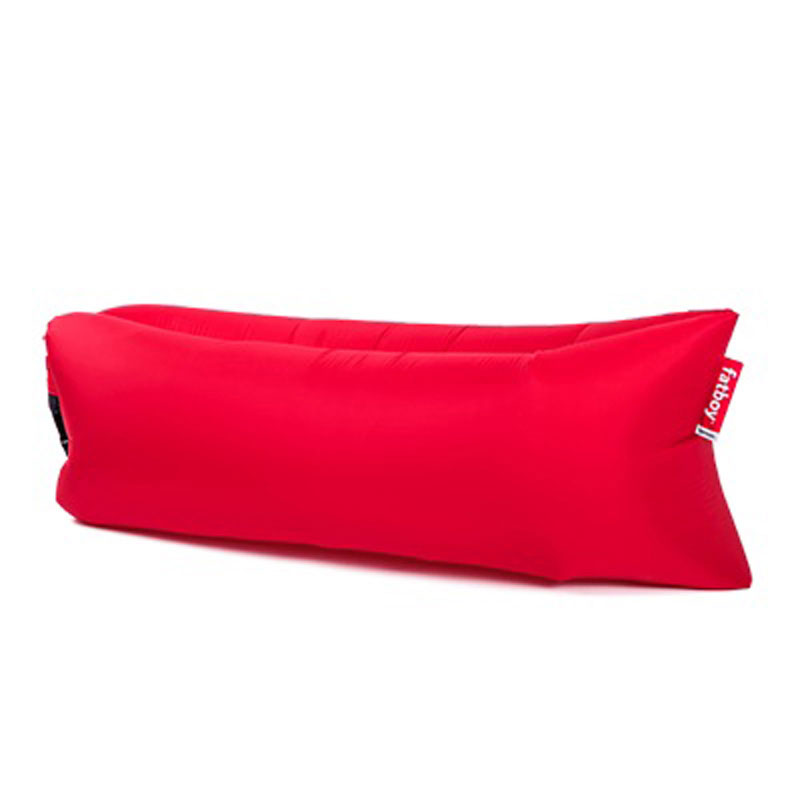 Lamzac 2-0 Red Lounger by Fatboy