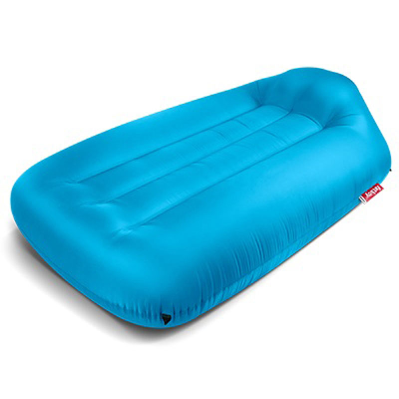 Lamzac L Aqua Blue Lounger by Fatboy