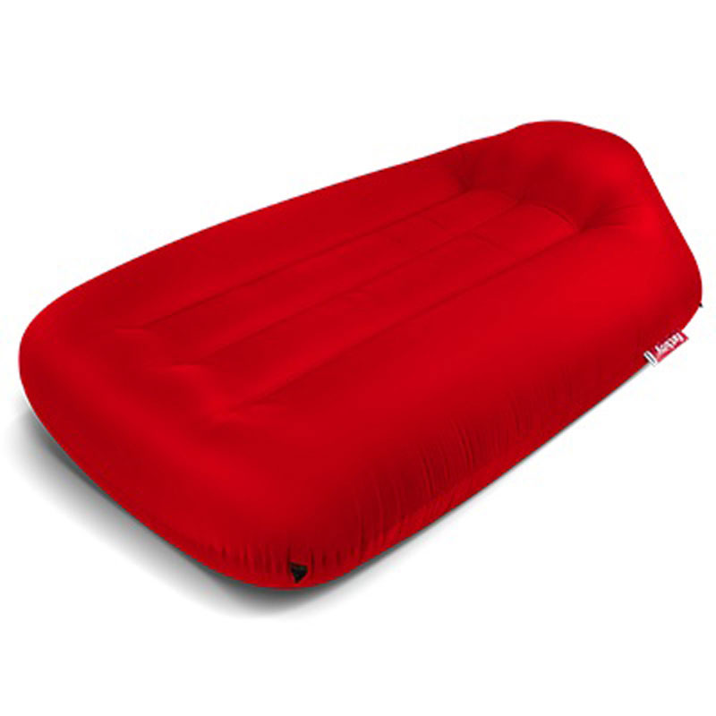 Lamzac L Red Lounger by Fatboy
