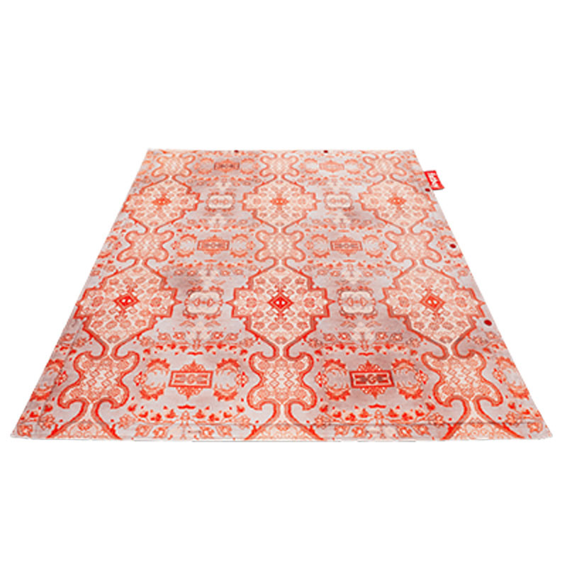 Non-Flying Small Persian Orange Rug by Fatboy
