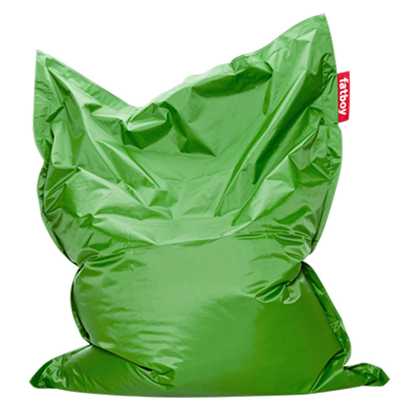 Original Grass Green Bean Bag by Fatboy