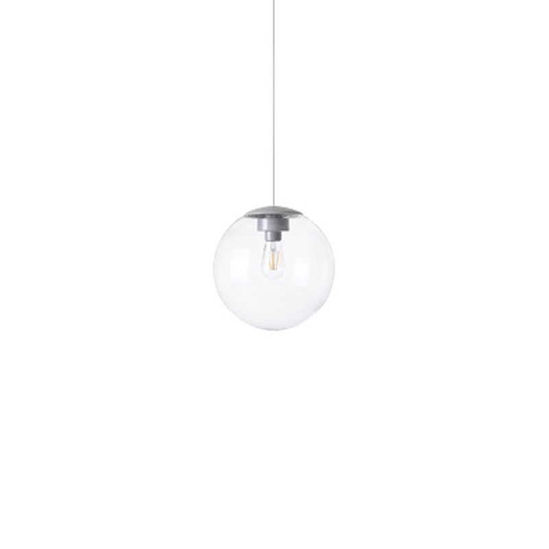 Spheremaker 1 Transparent Pendant Lamp by Fatboy