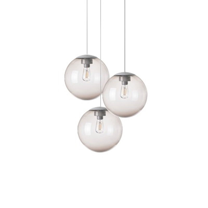 Spheremaker 3 Taupe Pendant Lamp by Fatboy