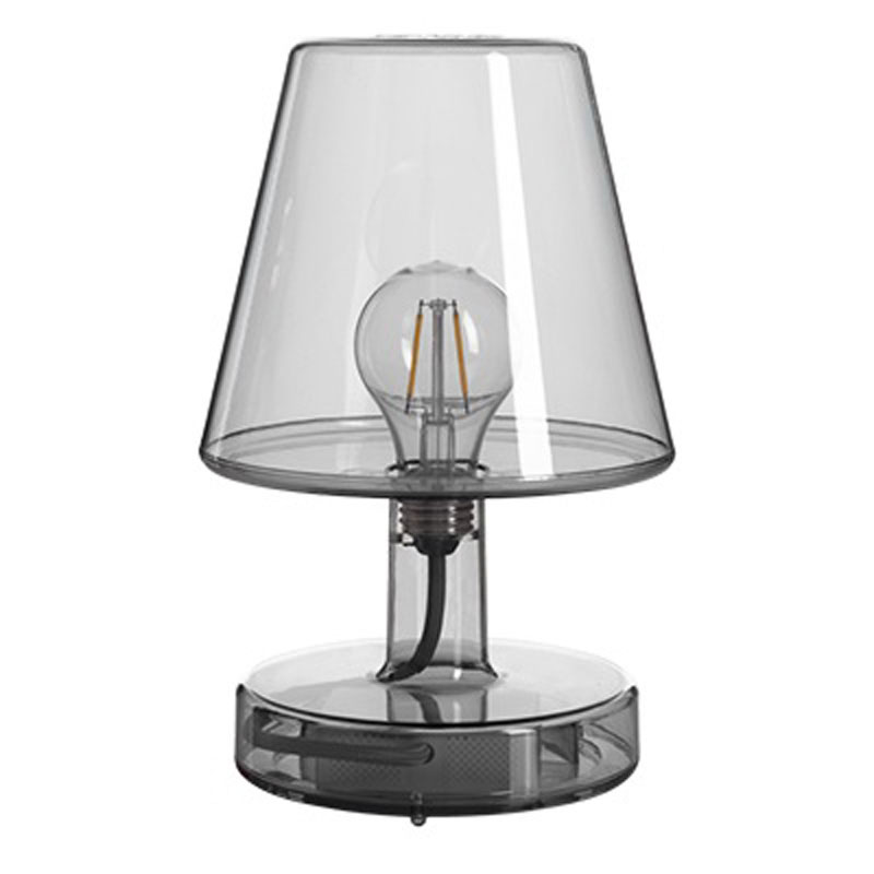 Transloetje Grey Table Lamp by Fatboy