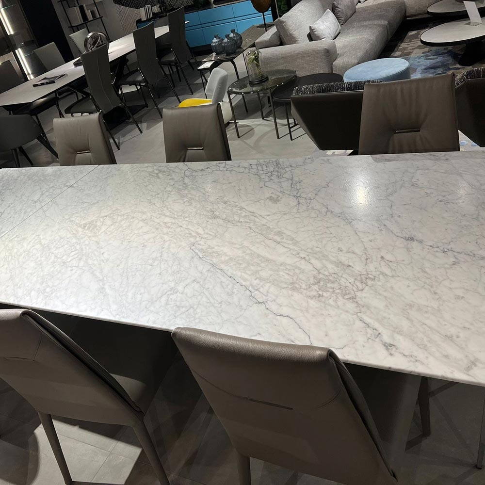 Modern Contemporary Dining Tables In A Variety Of Sizes Finishes