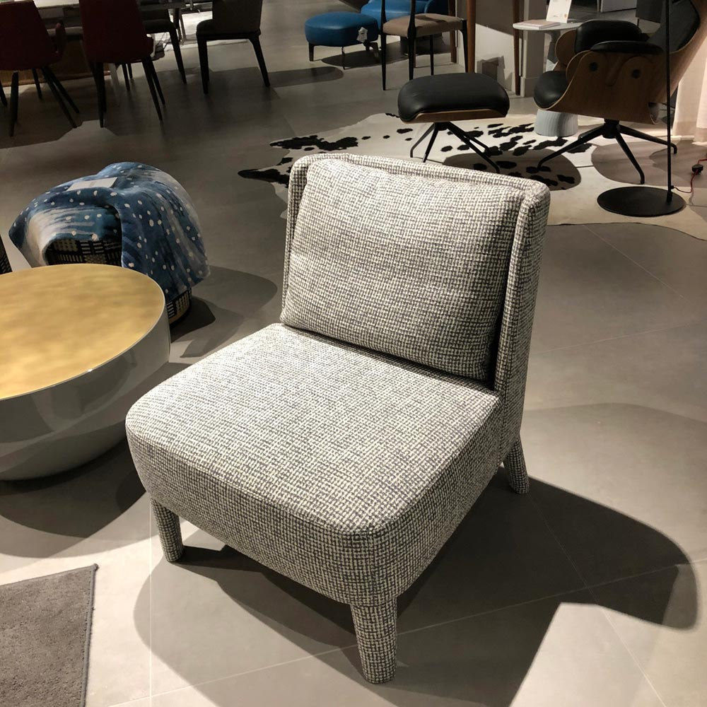 Cecilie Armchair by Meridiani | FCI Clearance