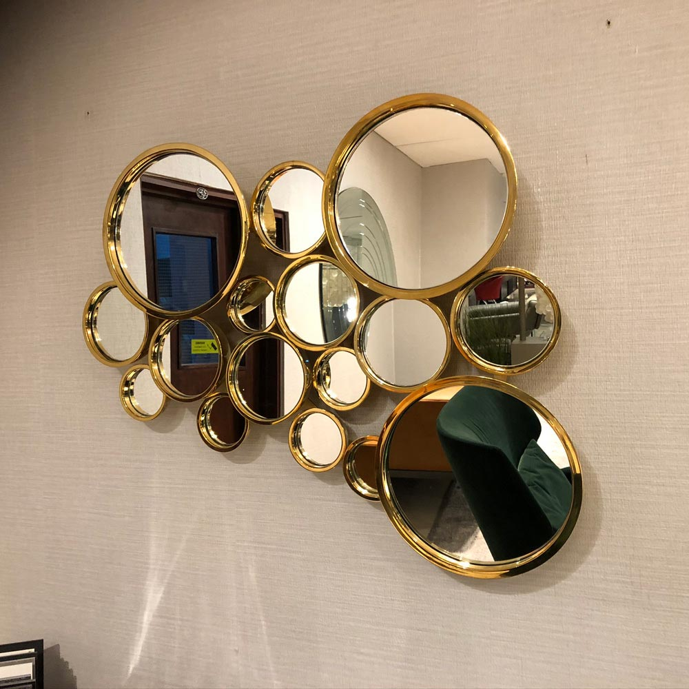 Dome Mirror by Bateye | FCI Clearance