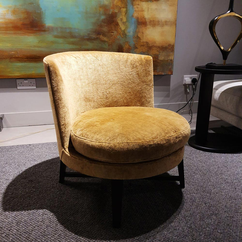 Feel Good Armchair by Flexform | FCI Clearance